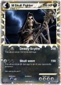 M Skull Fighter