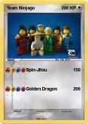 Team Ninjago