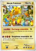 Monde Pokémon