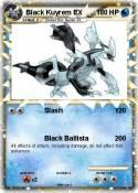 Black Kuyrem EX