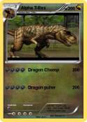 Alpha T-Rex