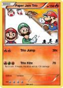 Paper Jam Trio