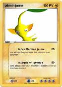pikmin jaune