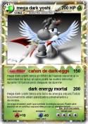 mega dark yoshi