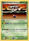 Mario VS Plante