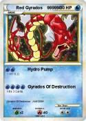 Red Gyrados