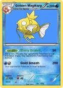 Golden Magikarp