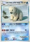 cute baby polar