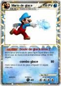 Mario de glace