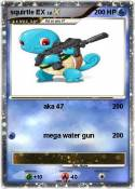 squirtle EX