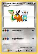 snivy and