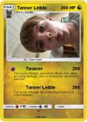 Tanner Leible