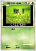 CREEPERS RUN
