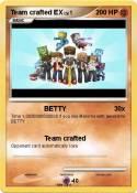 Team crafted EX