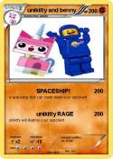 unikitty and