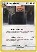 Rabid sheep