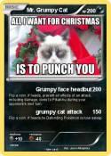 Mr. Grumpy Cat