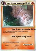 vote if your