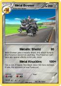 Metal Bowser