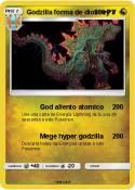 Godzilla forma