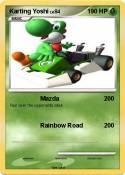 Karting Yoshi