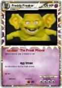 Freddy Freaker