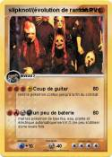 slipknot/(évolu