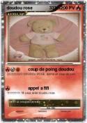 doudou rose 333