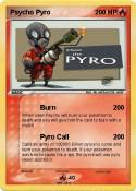 Psycho Pyro