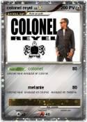 colonel reyel