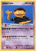 puppet dude