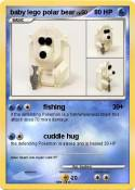 baby lego polar