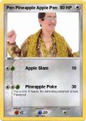 Pen Pineapple