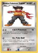 Rookie Pokemon