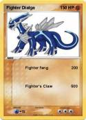 Fighter Dialga