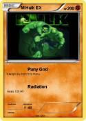 M Hulk EX
