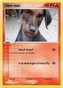 chien man