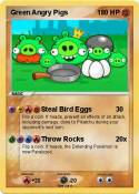 Green Angry