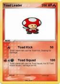 Toad Leader