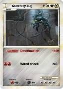 Queen cy-bug 1
