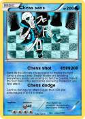 Chess sans