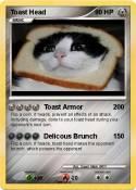 Toast Head