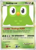 Duolingo owl 1