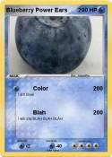 Blueberry Power