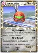 Samus Kirby