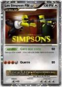 Les Simpson FBI