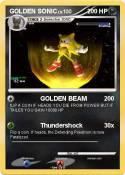 GOLDEN SONIC