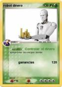 robot dinero