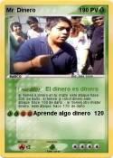 Mr Dinero