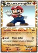 Mario parle a
